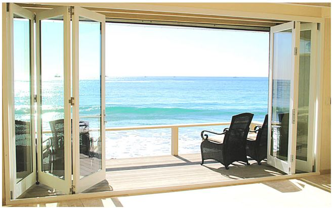 Doors Exterior Folding : Exterior folding door hardware systems