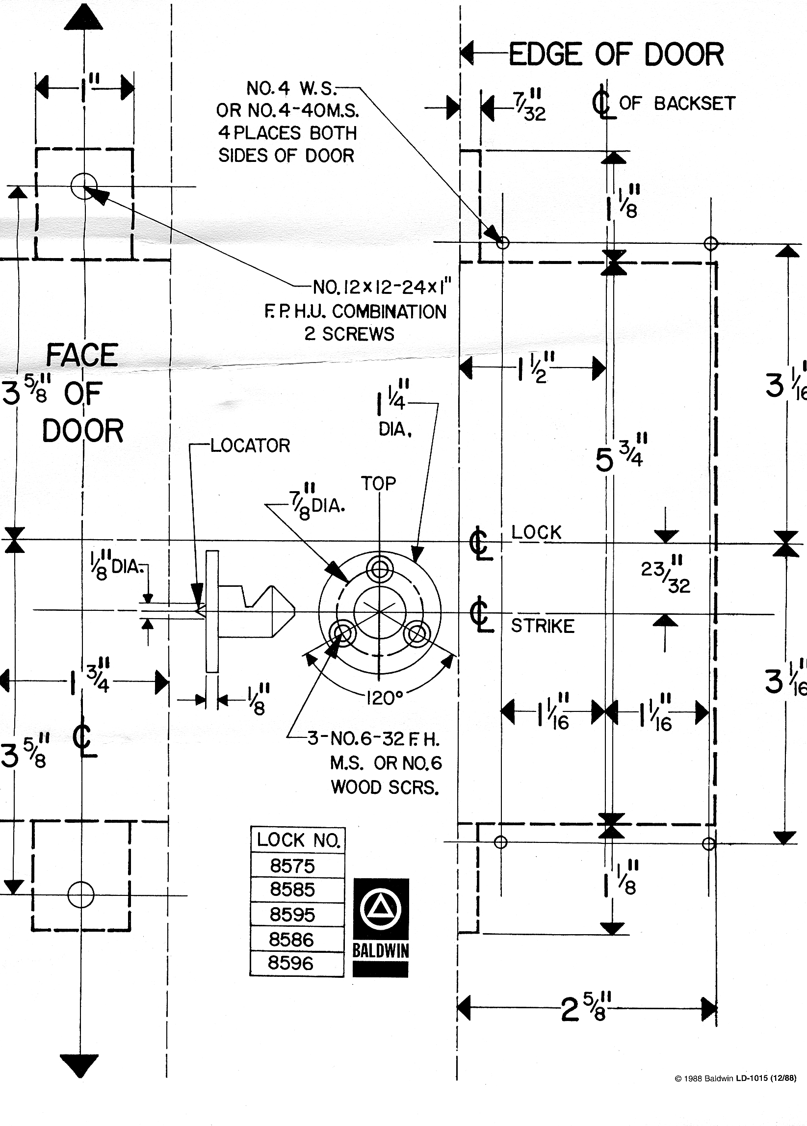 Baldwin Mortise Lock Assembly Diagram - Trusted Wiring Diagram •