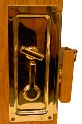 Privacy Pocket Door Hardware keyed pocket door locks - cavity locks from lockwood