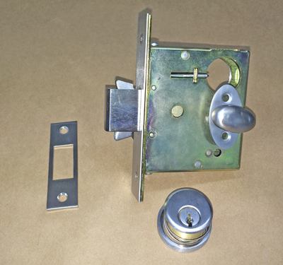 Barn Door Lock Dimensions Page