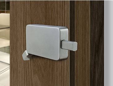 Barn Door Hardware Privacy Locks