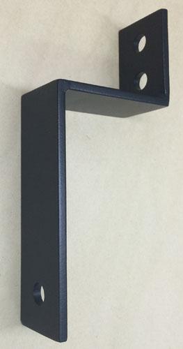 Barn door hardware kits from leatherneck for Exterior bypass barn door hardware