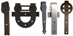 Barn Door Hardware Kits From Designer Finishes Custom