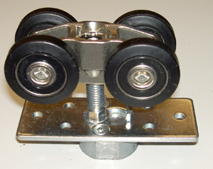 M6 Roller For Doors Up To 200 Lbs ...