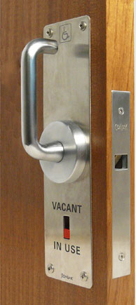 Lavilock   ADA Handicap Sliding Door Hardware
