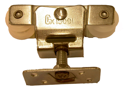 color image - Pocket Door Rollers INCLUDING NATIONAL