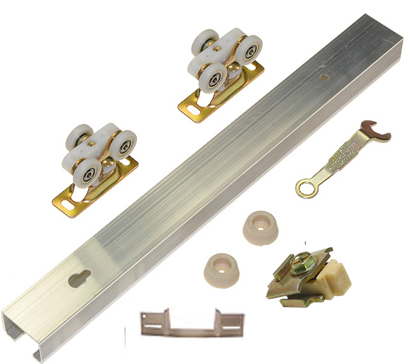 Incroyable Barn Door Hardware From Hanging Door Hardware.com