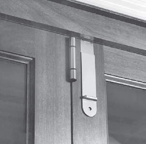 Pocket Door Guides And Pocket Door Hardware