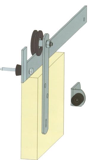 Bypass barn door hardware standard modern barn door hardware - Hanging Hardware Hanging Sliding Doors Hardware Pictures