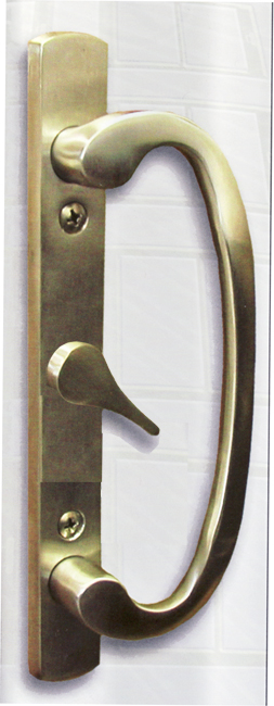 Sliding door handles for vinyl sliding doors handle 2 below top screw center or the 2 screws planetlyrics Images