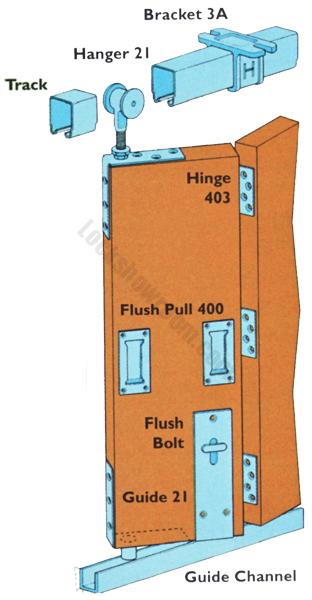 Collection Folding Door Track Rollers Pictures - Images Door Design