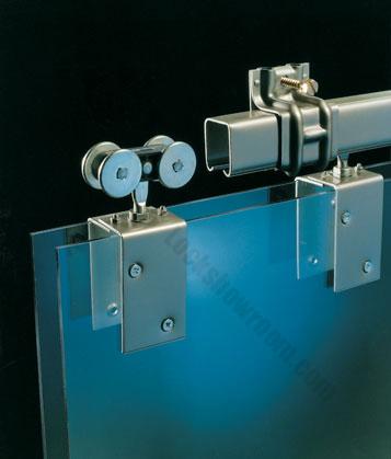 PC Henderson & PcHenderson Industrial Door track for sliding doors Pezcame.Com