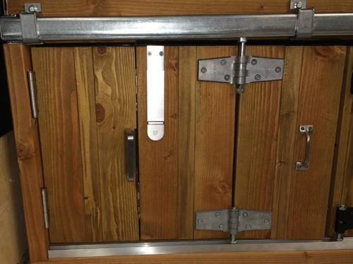 Great Bi Fold Door Hardware Heavy Duty Roselawnlutheran