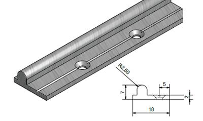 Multi slide patio door heavy duty bottom door track systems for Multi track sliding glass doors