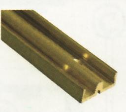 400.00, Solid Brass Door Track