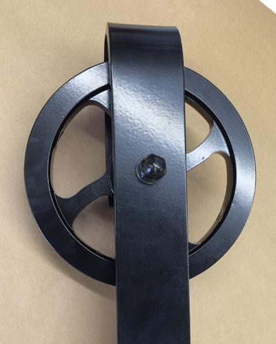 Beau Barn Door Hardware From Hanging Door Hardware.com