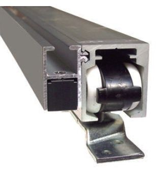 Pocket Door Rollers >> Stainless Steel Door Track and Rollers from Tiger