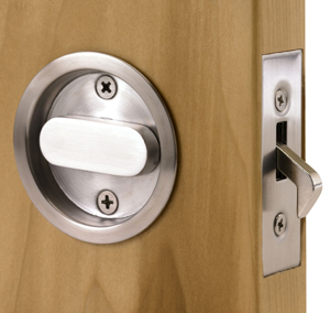 pocket door privacy lock. Stainless Pocket Door Lock Privacy H